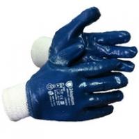Перчатки маслобензостойкие нитрил