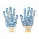 Перчатки 4-х нитка ХБ/ПВХ