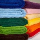 Махровое полотенце 70*140 см
